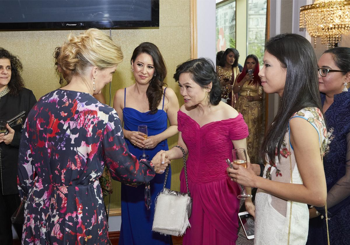 【圖輯】亞裔傑出女性頒獎典禮 見證華人女性閃耀於世界舞台