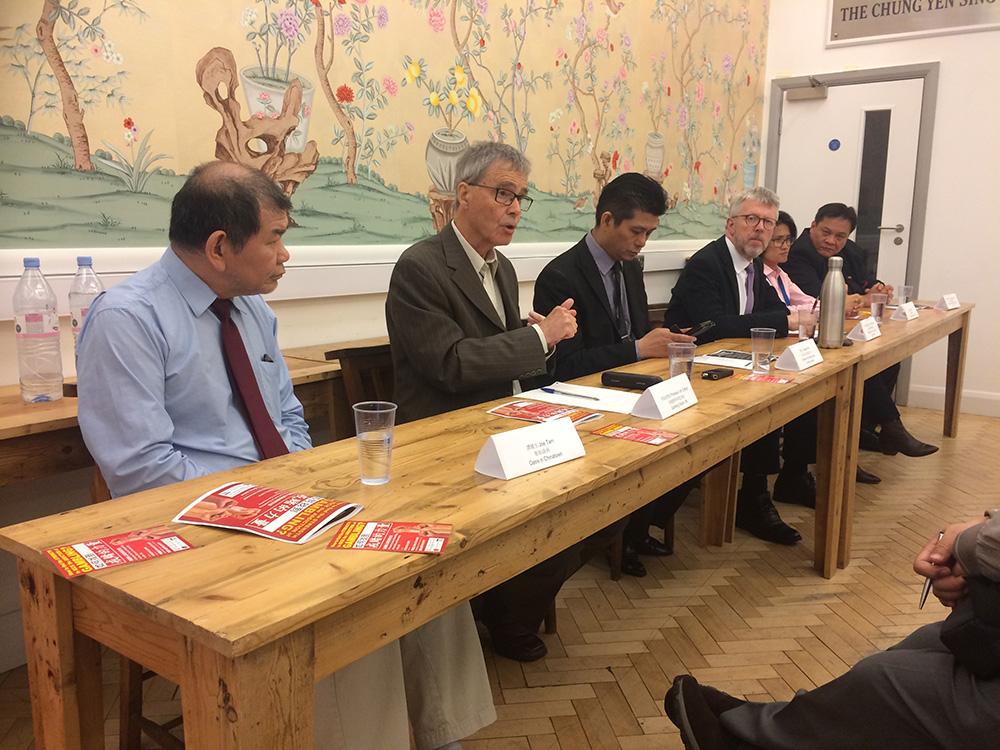 華人關注賭博研討會 英教授倡按薪金制定最高輸額