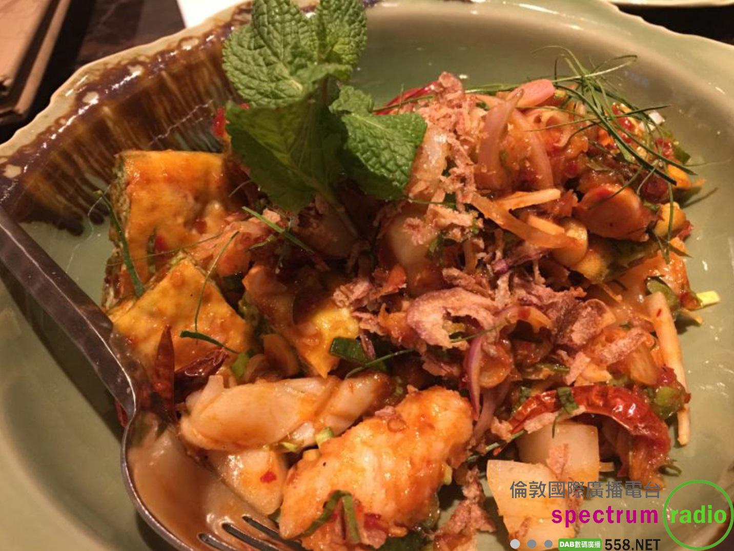尋找泰國菜的五味天堂