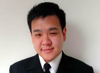 Daniel Wong  華人青年廣播計劃成員