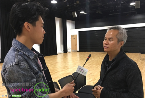 【戲劇欣賞】鄧樹榮訪談 ╴莎士比亞劇目《泰特斯2.0》